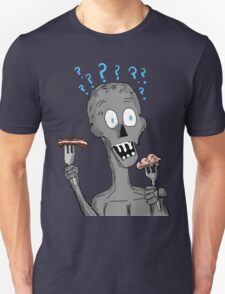Bacon or Brains Zombie T-Shirt