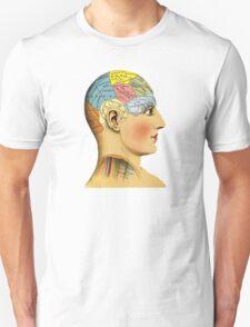 Phrenology Head T-Shirt