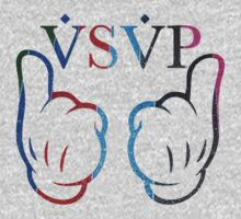 VSVP Asap T- Shirts & Hoodies by meganfart