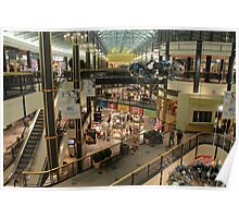 The Mall Poster