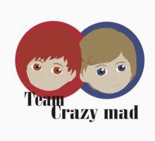Crazy Mad by Emma Smith