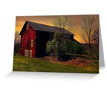 """"""" Sitting With Silence """"  Greeting Card"""