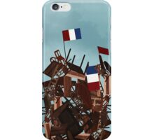 The Lonely Barricade II iPhone Case/Skin
