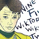 Wiktor Wiktor Two by FlowerFace