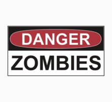 DANGER: ZOMBIES by Bundjum