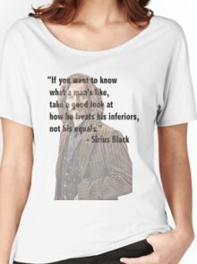 Sirius telling the truth  Women's Relaxed Fit T-Shirt