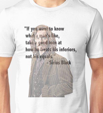 Sirius telling the truth  Unisex T-Shirt