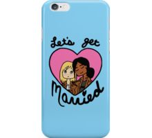 Yumikuri: Let's Get Married Phone Case iPhone Case/Skin