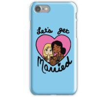 Yumikuri: Let's Get Married Phone Case iPhone Case/Skin