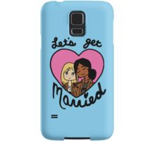 Yumikuri: Let's Get Married Phone Case Samsung Galaxy Case/Skin