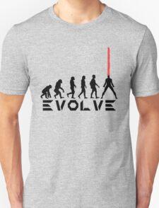Evolution of X-Man - Cyclops Unisex T-Shirt