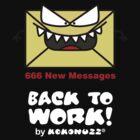 Back to work!!! The scary email by Kokonuzz