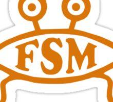 Church of the Flying Spaghetti Monster Mens Sticker
