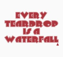 Coldplay Every teardrop is a waterfall OFFICIAL Mylo Xyloto by porsandi
