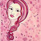 Feminine Intuition no.3 by Lisa Frances Judd~QuirkyHappyArt