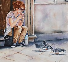 Lunch time! by Nicole Barros