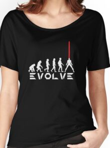 Evolution of X-Man - Cyclops Women's Relaxed Fit T-Shirt