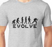 Evolution of X-Man - Wolverine Unisex T-Shirt