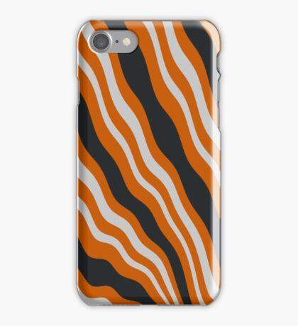 Surrealist Melting Bacon iPhone Case/Skin