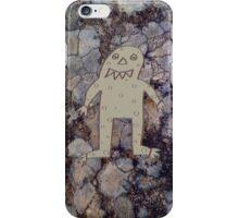 Spotty Lichen Monster  iPhone Case/Skin