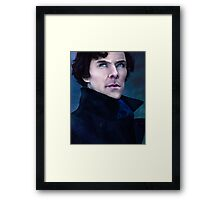 maybe im a different breed Framed Print