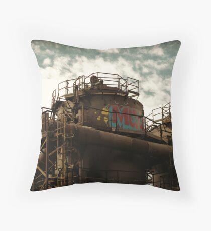 Gas Works Park 8 Throw Pillow