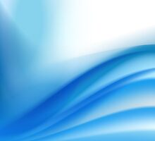 abstract light blue background by Ghen