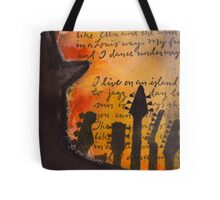 Ode to Ella and Satchmo  Tote Bag