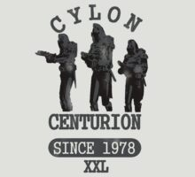 Cylon Centurions Since 1978 Grey by Everwind