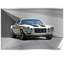 1970 Camaro Z28 Poster