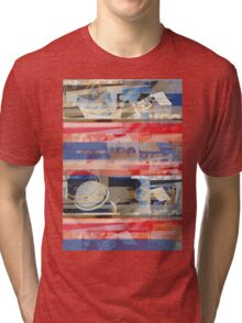 Space Cadet  Tri-blend T-Shirt
