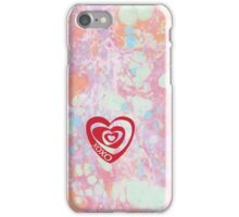 Love, Hugs and Kisses iPhone Case/Skin