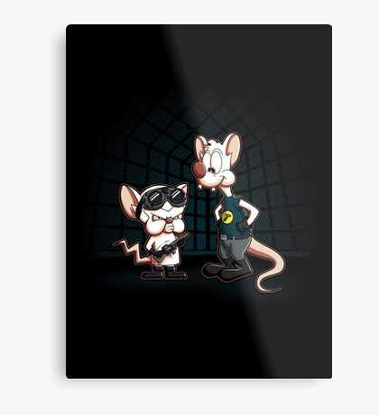 What do you want to do tonight? Metal Print