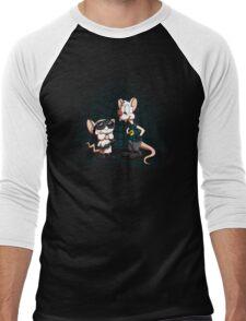 What do you want to do tonight? Men's Baseball ¾ T-Shirt