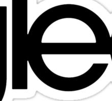 Glee Music Movie Tv Show Graphic Sticker