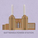 Battersea Power Station by ToriTori