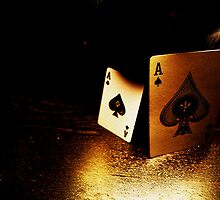Aces of Spades by JustAnEffigy