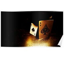Aces of Spades Poster