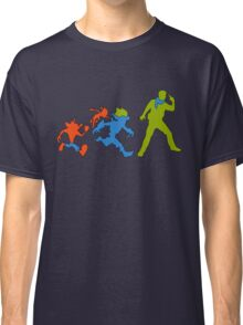 Hero Evolution Classic T-Shirt