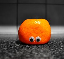 Googly-Eyed Mandarin by JustAnEffigy