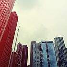 The View Of The Windy City by amak