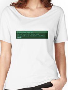 The Conversation Starter Women's Relaxed Fit T-Shirt