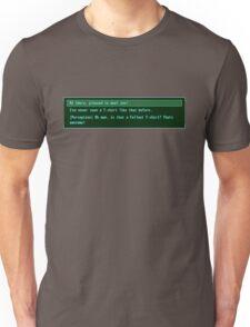 The Conversation Starter Unisex T-Shirt