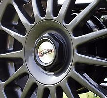 One wheel on my wagon by Paul  Green