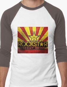 Rockstar Men's Baseball ¾ T-Shirt