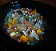 *Beef, Leek & Mushroom Casserole* by EdsMum