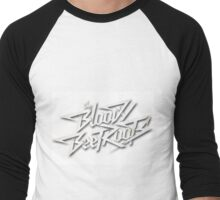 The Bloody Beetroots Logo Men's Baseball ¾ T-Shirt