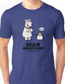 The Bear Whisperer - Penguin vs Polar Bear Unisex T-Shirt