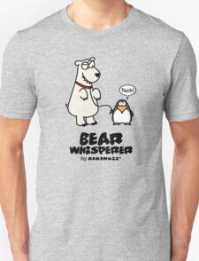 The Bear Whisperer - Penguin vs Polar Bear T-Shirt