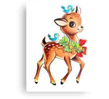 Christmas! Oh deer! Metal Print